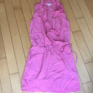 100% silk banana Republic dress!